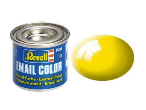 Yellow, gloss RAL 1018