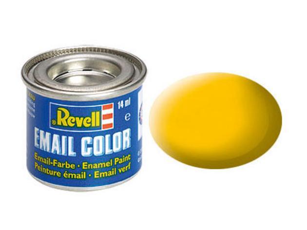 Yellow, mat RAL 1017