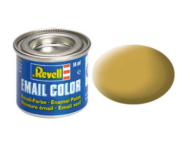 Sandy yellow, mat RAL 1024