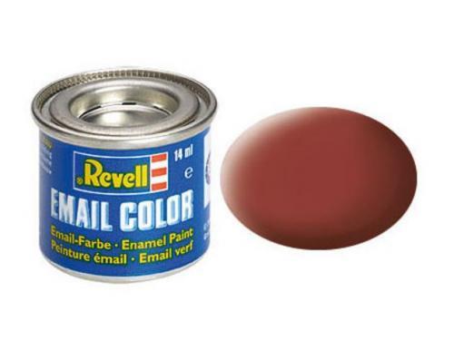 Reddish brown, mat RAL 3009