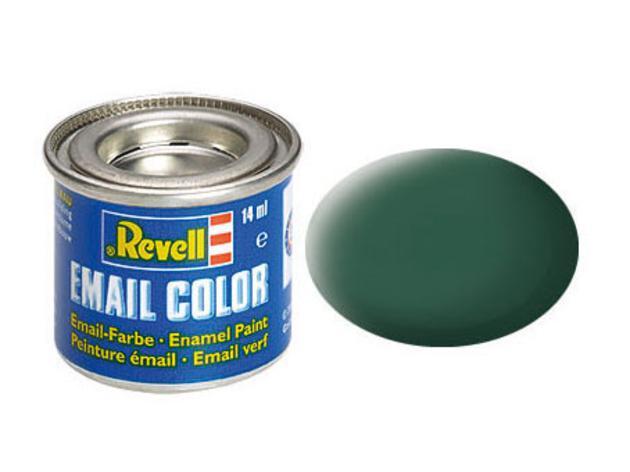 Dark green, mat