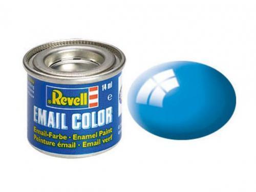 Light blue, gloss RAL 5012