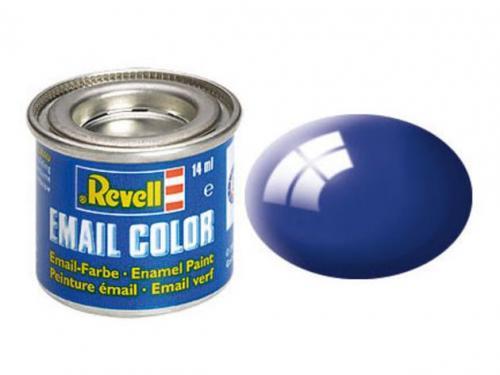 Ultramarine-blue, gloss RAL 5002