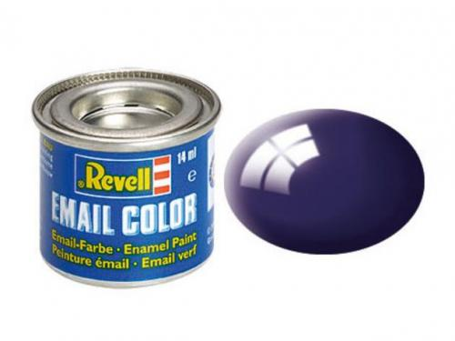 Night blue, gloss RAL 5022