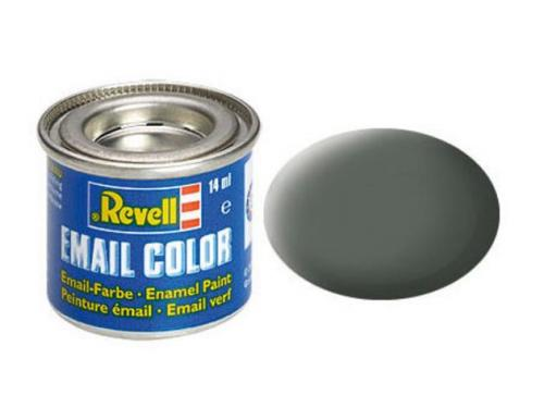 Olive grey, mat RAL 7010