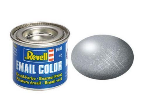 Steel, metallic