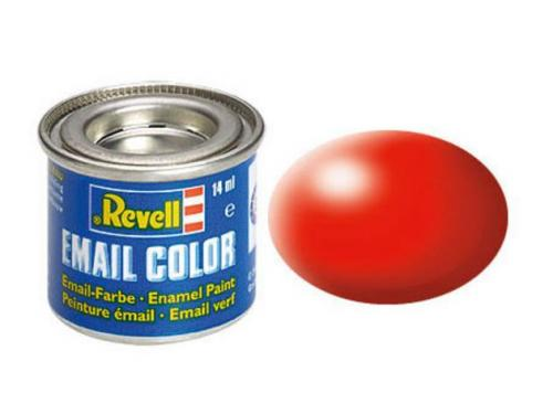 Luminous red, silk RAL 3026
