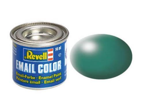 Patina green, silk RAL 6000