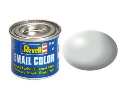 Light grey, silk RAL 7035