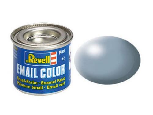 Grey, silk RAL 7001