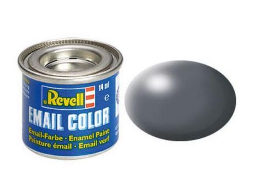 Dark grey, silk RAL 7012