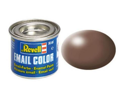 Brown, silk RAL 8025