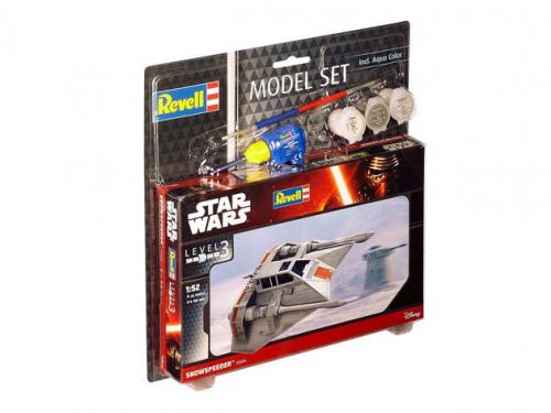 Snowspeeder 1/52 Model Set