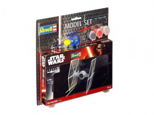 TIE Fighter 1/110 Model Set