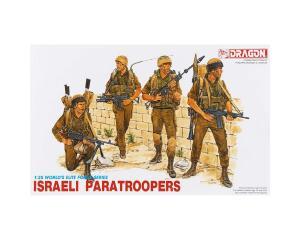 Israeli Paratroopers 1/35