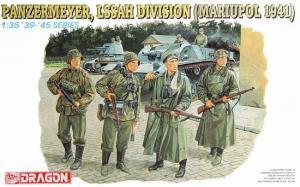 PANZERMEYER, LSSAH DIVISION (MARIUPOL 1941) 1/35