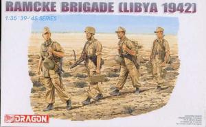 Ramcke Brigade - Libya 1942 1/35