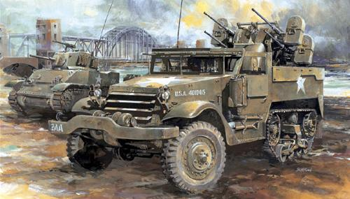 M16 Multiple Gun Motor Carriage 1/35