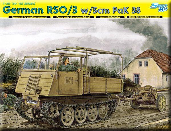 RSO/03 w/5cm PaK 38 1/35