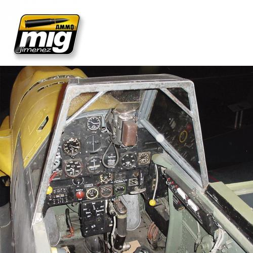 EARLY LUFTWAFFE COCKPITS