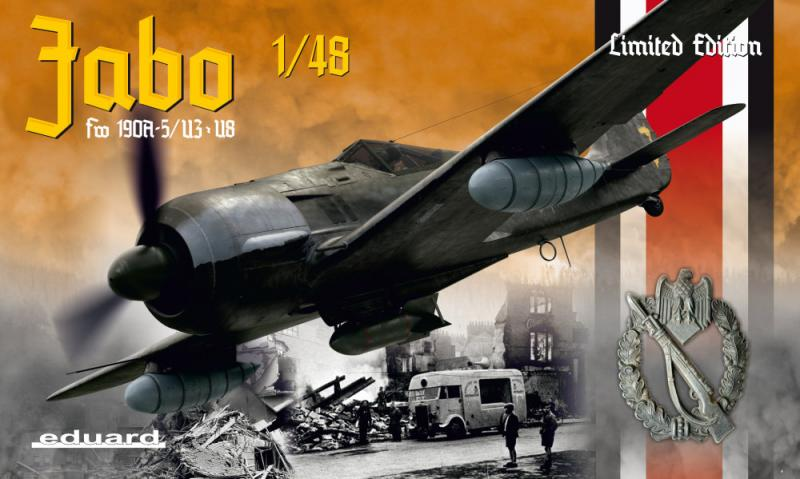 JABO (LIMITED EDITION) 1/48