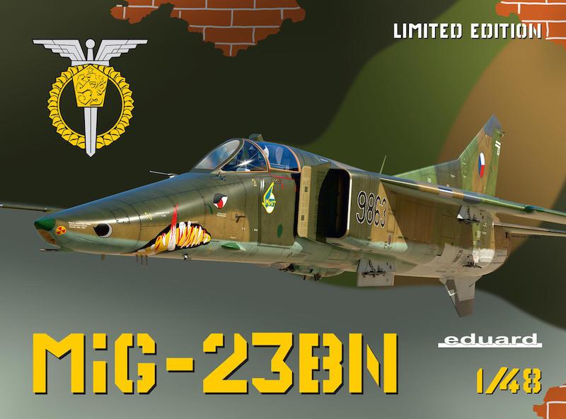 MIG-23BN 1/48
