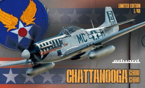 CHATTANOOGA CHOO CHOO, P-51D-5 1/48