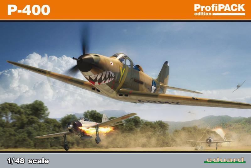 P-400 (PROFIPACK) 1/48