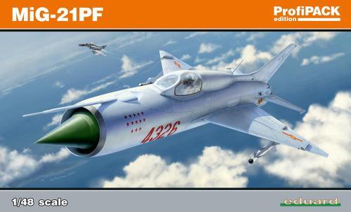 MiG-21PF 1/48