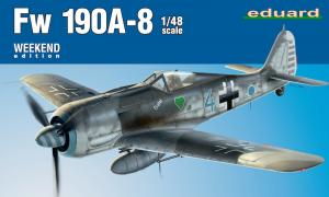 Focke Wulf Fw 190A-8, Weekend Edition 1/48