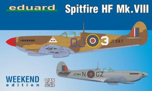 Spitfire HF Mk.VIII (Weekend Edition) 1/48