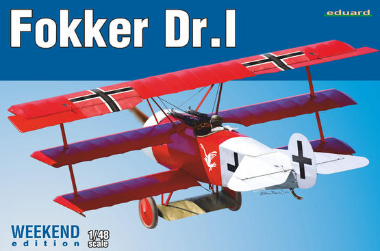 Fokker Dr. I - Weekend Edition 1/48
