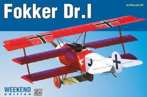 Fokker Dr. I - Weekend Edition 1/48