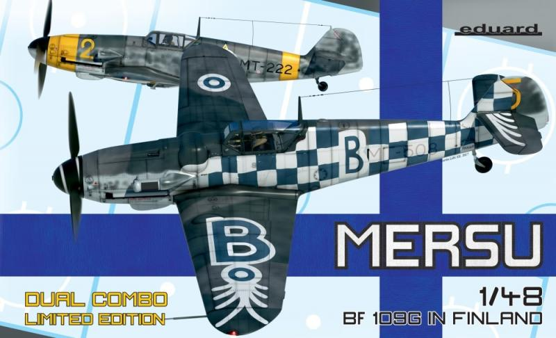 Mersu/Bf 109G in Finland 1/48