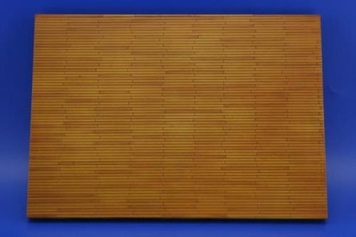 Wooden Airfield Surface 235mm x 165mm  1/48