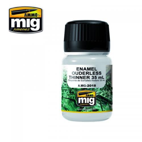 ENAMEL ODOURLESS THINNER 35 ml