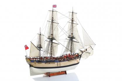 HMS Endeavour 1/50