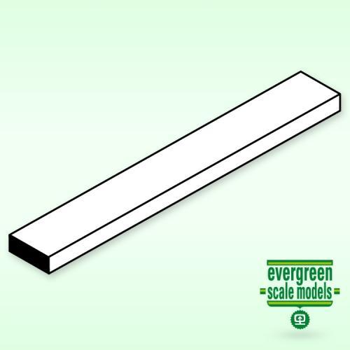 """Evergreen  Remsa """"S"""" 0.4x4x350 mm"""