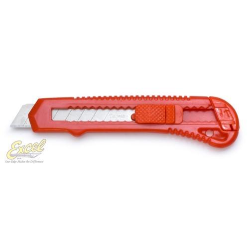 K13 Heavy Duty Plastic Snap Blade Knife 7pt.