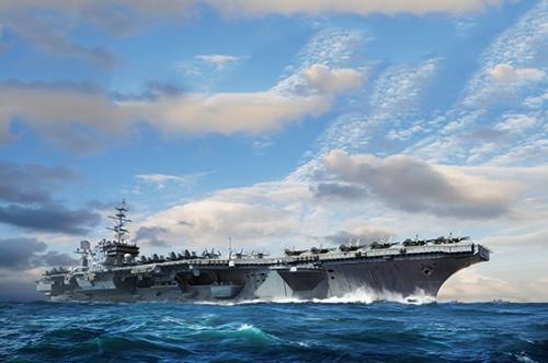 USS Constellation CV-64 1/700