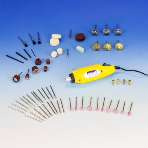 12 v rotary tool kit incl 75 accessories