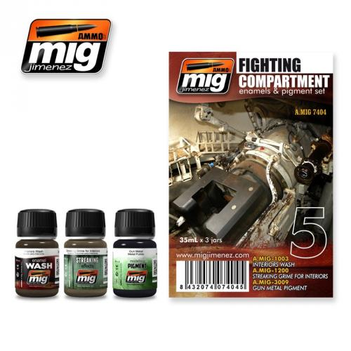 FIGHTING COMPARTMENT SET