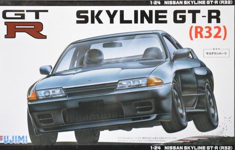 Nissan Skyline GtR R32 1/24