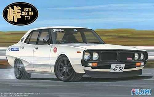 Tohge Nissan Skyline GT-X (GC110) Kenmary 1/24