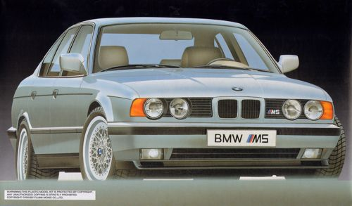 BMW M5 1/24