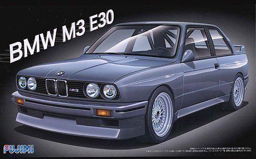 BMW M3 E30 1/24