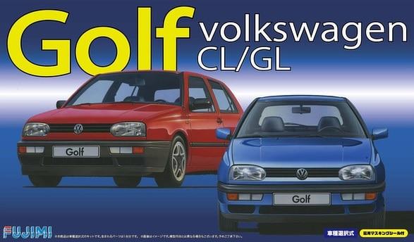 Volkswagen Golf CL/GL 1/24