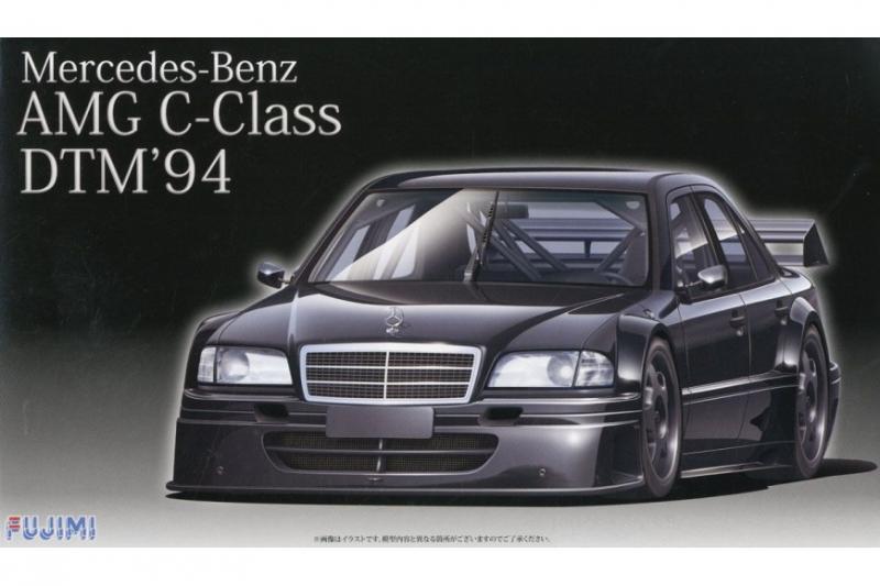 Mercedes-Benz AMG C-class DTM '94 1/24
