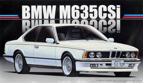 BMW M635Csi 1/24
