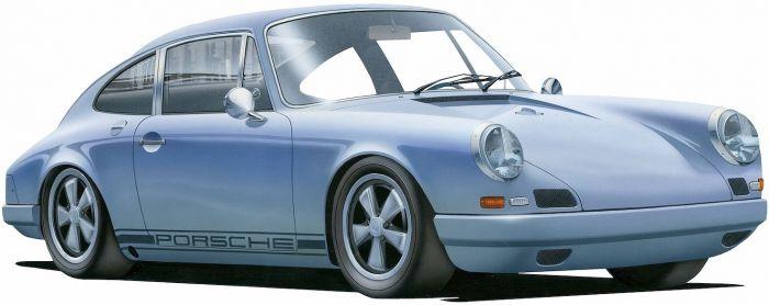 Porsche 911R Coupe 1967 1/24